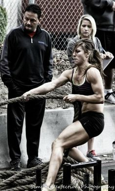 Im sorry but Id take this over skinny minny any day!  crossfit women! YES! Motivation!