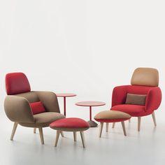 Christoph Jenni, Betty Lounge for Maxdesign