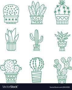Apparel design background illustration adobe illustrator, digital illustration vector adobe illustrator, adobe illustrator beginner step by step, ilustr Cactus Embroidery, Hand Embroidery Patterns, Diy Embroidery, Cross Stitch Embroidery, Embroidery Designs, Christmas Illustration Design, Cactus Vector, Illustration Art, Vector Illustrations