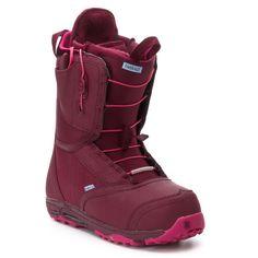 My new Burton Emerald Snowboard Boots