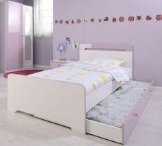 Ausziehbare Hochbetten im Kinderzimmer - 24 originelle Ideen  - #Kinderzimmer