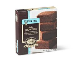 Best brownies I've had gluten/wheat free yet!!!