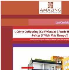AMAZING Senior Resorts -¿Cómo CoHousing Puede Hacernos Más Felices (Y Vivir Más Tiempo)?