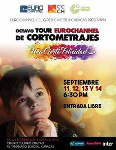 8vo Tour Eurochannel de Cortometrajes arriba al Centro Cultural Chacao http://crestametalica.com/8vo-tour-eurochannel-de-cortometrajes-arriba-al-centro-cultural-chacao/ vía @crestametalica