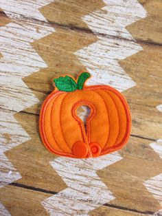 PUMPKIN Belly Dot Button Covers G-Tube J-Tube by aHaDesigns2