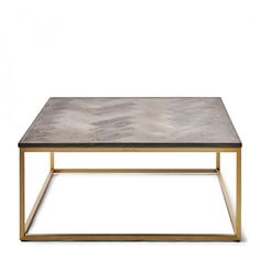 Riviera Maison This table will bring a stylish look for your home. Rustic Square Coffee Table, Tree Furniture, Repurposed Wood, Wooden Tops, Furniture Collection, Beautiful Homes, Interior, Home Decor, Warm Industrial