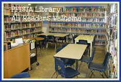 100 Things Kids Would Miss without School Librarians