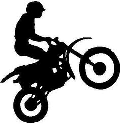 Clip Art Dirt Bike Clip Art dirt bike clipart my god son joshua b day theme pinterest stencil google search