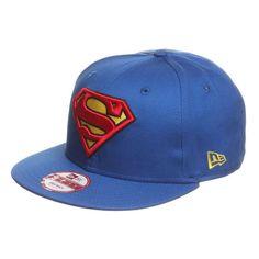 2013 best Seller New Era Superman BITD Hero Superman 9fifty Snapback... ❤ liked on Polyvore