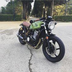 "hondacaferacer: ""Nice honda cb500 @jordi_clickrun . . . . . #caferacer #hondacb #honda #motorcycle #style #beautiful #mcm #wcw #hot #vintage #engine #instagood #photooftheday #fashion #bestoftheday #swag #fitness #goals #ootd #instapic #travel #cb750..."