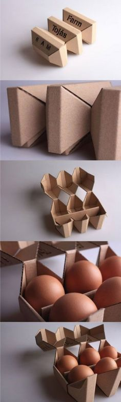 16 Creative Egg Packaging Ideas | From up North