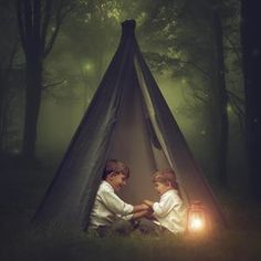 Camping By KCC Photography