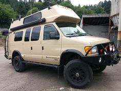 Inventory Details - Sportsmobile Custom Camper Vans