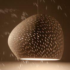 Lightexture, playful light fixtures at TOUCH of MODERN