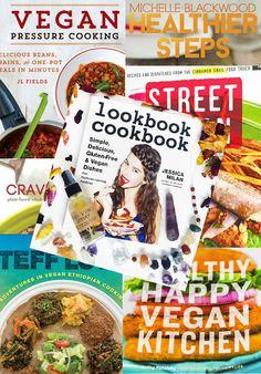 The best Vegan Cookbooks
