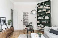 DIY: Bygg din egen platsbyggda hylla – inmålad