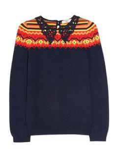 Erdem wool sweater
