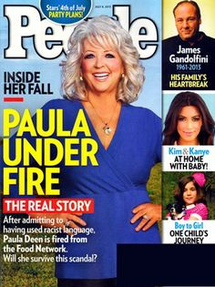 People Magazine | 7/8/2013 Cover