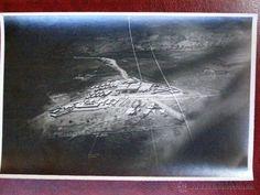 ANTIGUA FOTOGRAFIA AEREA - Zoco de Arba - Marruecos Colonias - AÑOS 20 - 11 X 17 CM. - Foto 1