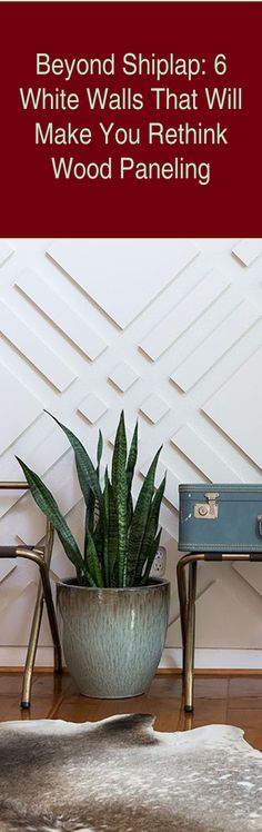 Beyond Shiplap: 6 White Walls That Will Make You Rethink Wood Paneling | 70S Wood Paneling | Wainscoting Panels | Wall Paneling Ideas | Painted Paneling Before And After Pictures. #town #Buttoned Woodworking Patterns, Easy Woodworking Projects, Woodworking Plans, Paneling Makeover, Paneling Ideas, Wood Panel Walls, Wood Wall, Painting Wood Paneling, Home Improvement Center