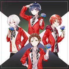 Vocaloid, Japanese Artists, Fanart, Anime Characters, Boy Groups, Character Art, Chibi, Rain, Kawaii