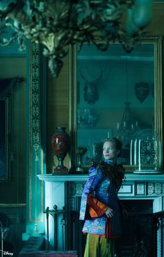 """Disney's """"Alice Through The Looking Glass"""" (2016)  #Disney #DisneyAlice #AliceThroughTheLookingGlass"""