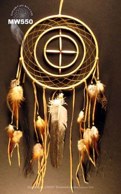 dreamcatcher / medicine wheel