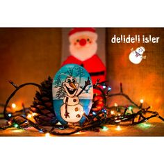 This another photo of my lovely olaf @delideli.isler