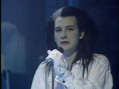 The Damned - Eloise- 1985. People are talking about JLo's tight white pants today... but no one does tight white pants better than David Vanian!