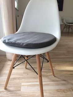 3 cm sitzkissen gepolstert fr eames chair - Eames Chair Sitzkissen