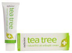 Tea Tree Cream, Tea Tree Oil, First Aid, Natural World, Australia, Pure Products, Nature, Tee Tree Oil, Naturaleza