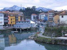Villa de Llanes, Asturias, Spain