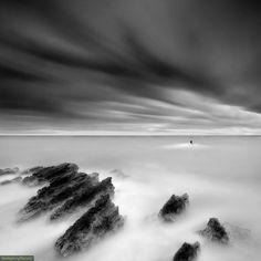 Атмосферные минималистические пейзажи Д.Дигалакиса