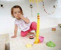 Erziehungsmaßnahmen  diskutieren? - Aldo Naouri, die Rückkehr von Elternautorität - © Petit Bateau, Kollektion FS 2008