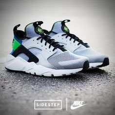 finest selection 2c344 7dab1 Nike Air Huarache Ultra  SIDESTEP