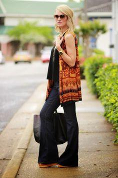 Belle de Couture: New Flares