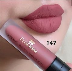 Mac Lipstick Shades, Maybelline Lipstick, Lipstick For Fair Skin, Velvet Lipstick, Lipstick Colors, Makeup Lipstick, Dusty Rose Lipstick, Lipsticks, Red Lips Makeup Look