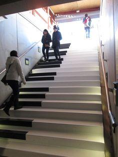 10 Amazing Piano Stairs From Around The World Piano Stairs, Visual Merchandising Fashion, Shopping Mall Interior, Job Coaching, Behavioral Economics, Stair Climbing, Take The Stairs, Behavior Change, Urban City