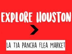 Visit La Tía Pancha Flea Market