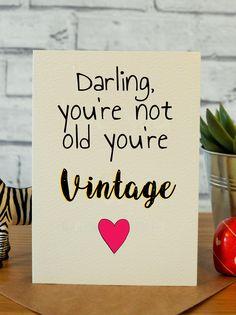 Funny birthday card, 40th birthday card, 30th birthday card, 50th birthday card, 60th birthday card, wife birthday gift, Mum birthday card, friend birthday gift, best friend birthday, sister birthday, funny birthday cards,
