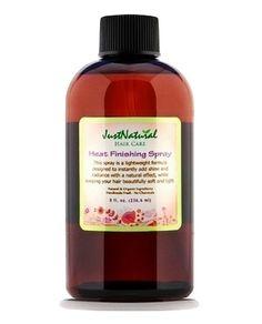 Heat Finishing Hair Spray