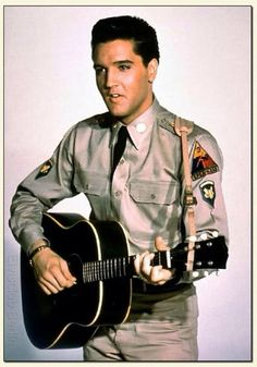 "Elvis ""G.I. Blues"" 1960"