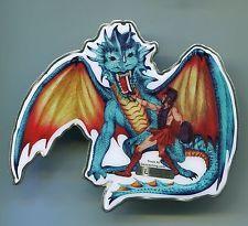 GEOCACHING Geocoin coin - Fire Dragon ATMA