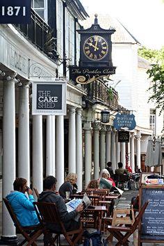The Cake Shed, Pantiles - Tunbridge Wells