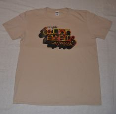 Soul Train Awards Las Vegas Men's T-Shirt 100% Cotton Size- L #Unbranded #TShirt