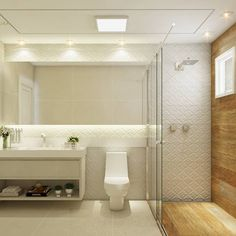 iost arquitetura e interiores ( Bathroom Design Small, Bathroom Interior Design, Modern Bathroom, Bathroom Ideas, Bathroom Cabinet Organization, Bathroom Storage, Bathroom Renovations, Bathrooms, Decoration
