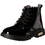 Size 6 Amazon.com | DADAWEN Boy's Girl's Waterproof Lace-Up Boots | Boots