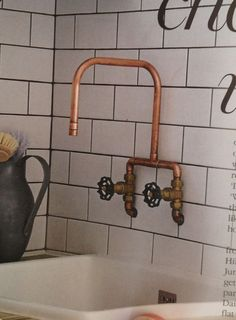 copper pipe taps - Google Search