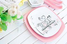 www.keramika.com.tr  wwww.keramikashop.com #tatliduslerserisi #pembe #beyaz #pink #white #love #ask