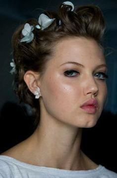 Hair accessories-Zac Posen
